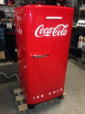 GE Antique Refrigerator