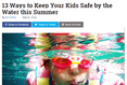 Keeping Kids Safe by the Water