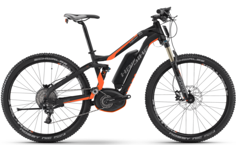 Haibike XDURO Full Seven S Electric Bike