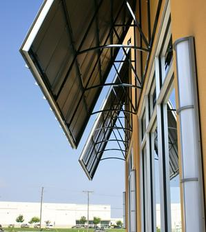 Chism Company Metal Work and Awnings