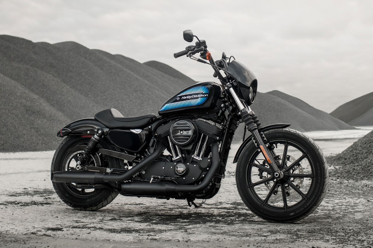 ... 2018) – Harley-Davidson adds to the long legacy of its Sportster  motorcycle line with the introduction of the Iron 1200 and Forty-Eight  Special models.