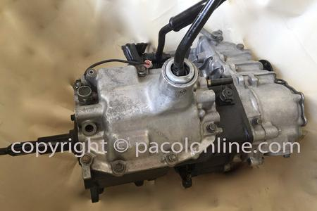 5 Speed Transmission Transfer Case