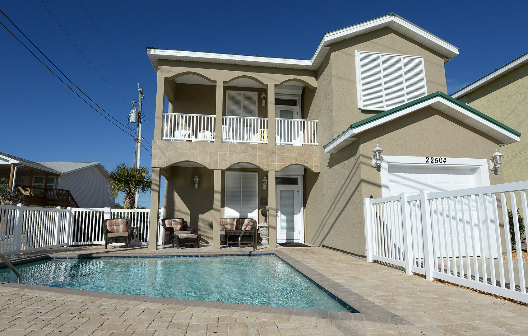 Panama City Beach FL rental vacation home, rent vacation home