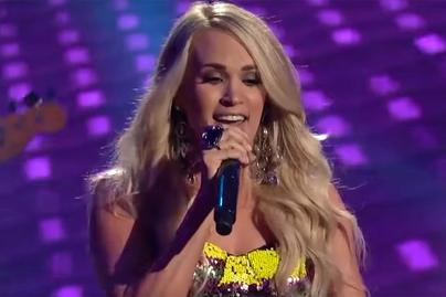 Carrie Underwood wears 158-carat ring worth $30K on 'American Idol'
