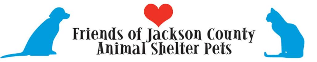 Friends of Jackson County Animal Shelter pets