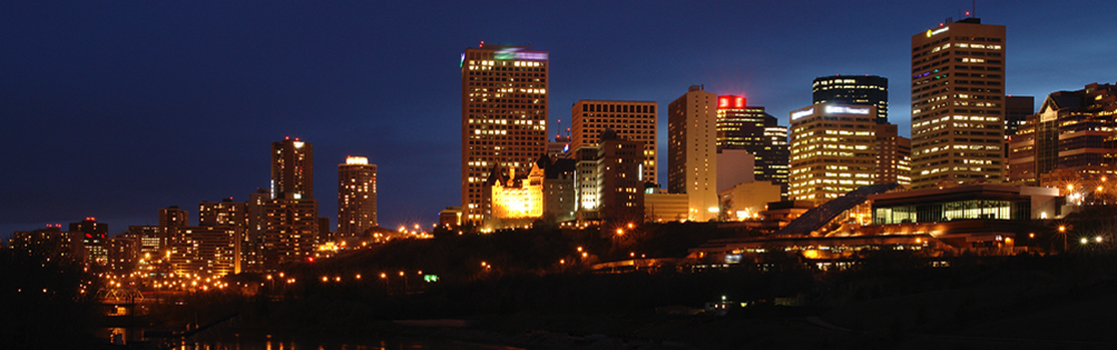 Capital HR Solutions in Edmonton Skyline