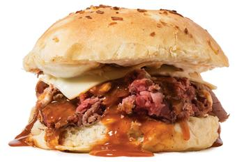 Royal Roast Beef has the best sandwish in massachussets