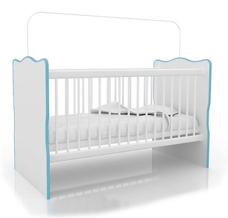Juego dormitorio infantil completo cuna comoda ropero for Precio dormitorio completo
