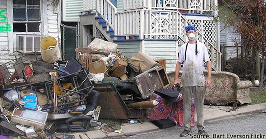Professional Hoarder House Cleanup Services in Las Vegas NV MGM Household Services