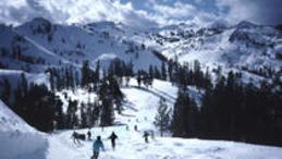 Sight seeing tours to Squaw Valley at Lake Tahoe