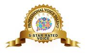 Voiceover booking