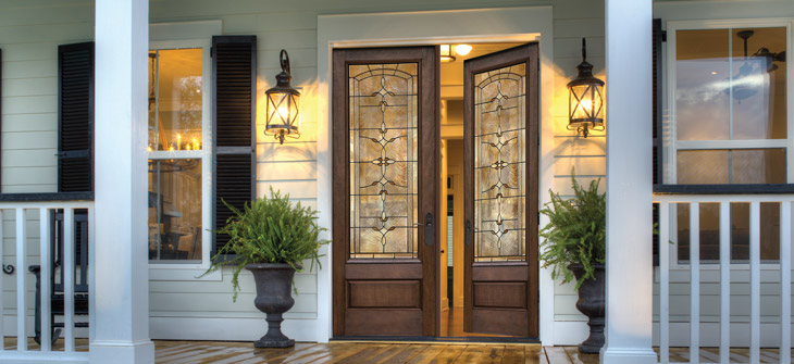 Pre finished Entry Doors