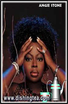 Angie Stone Dishing Tea with Big Meach