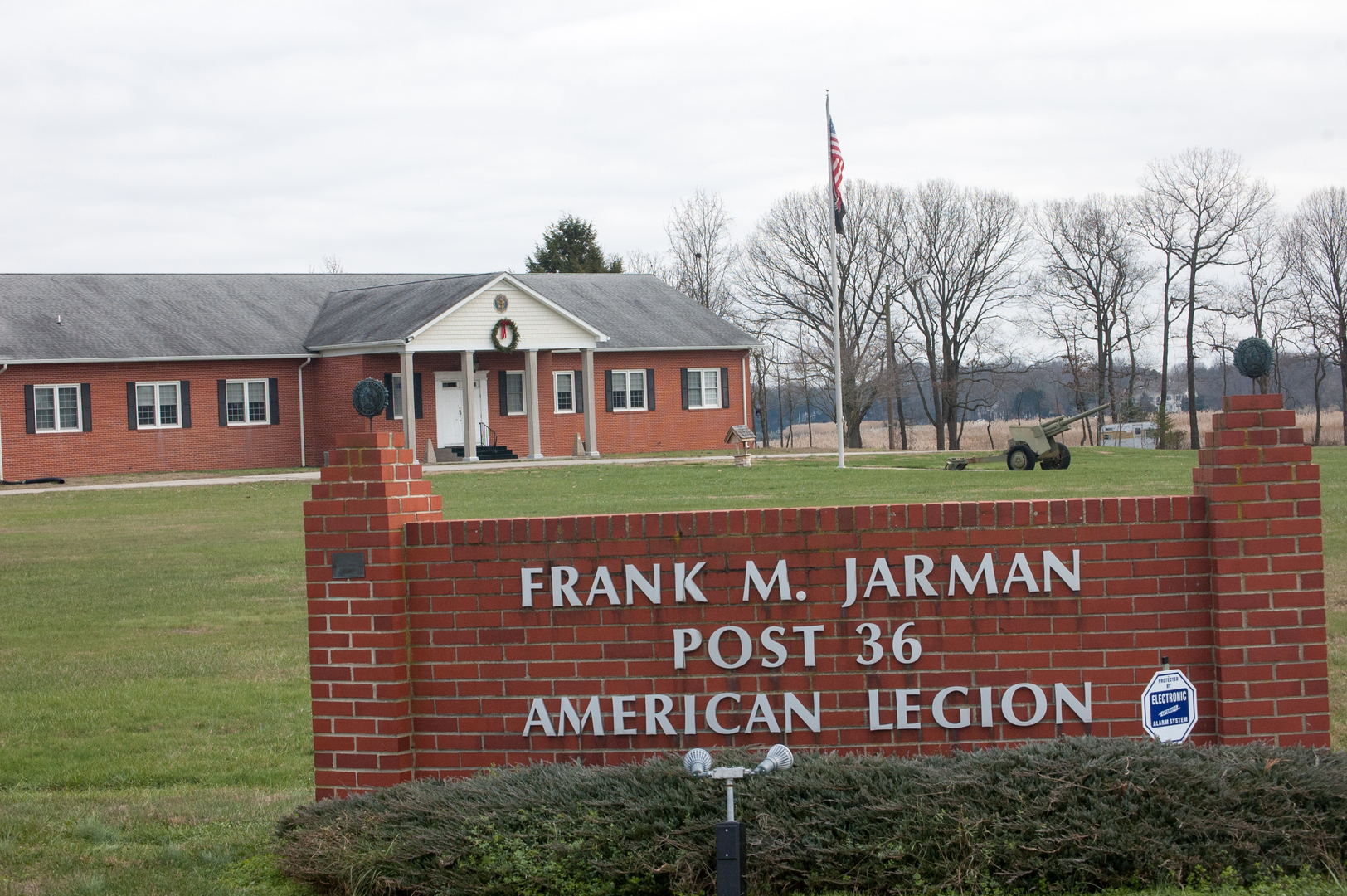 American Legion, Post 36, Chestertown, MD, Maryland