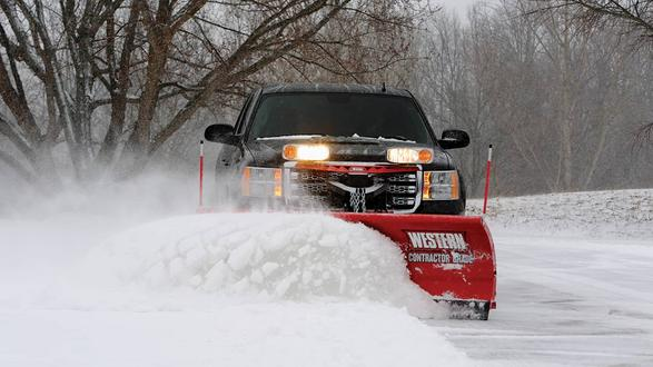 SNOW PLOWING SERVICES FOR BUSINESSES IN BELLEVUE NEBRASKA