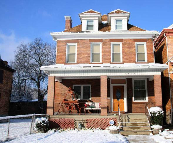 east liberty highland park 15206 cummings brothers justin cummings real estate remax select pittsburgh four square architecture