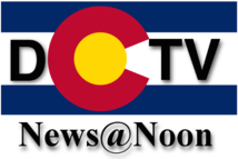 DCTV News at Noon Facebook page with Program Replay