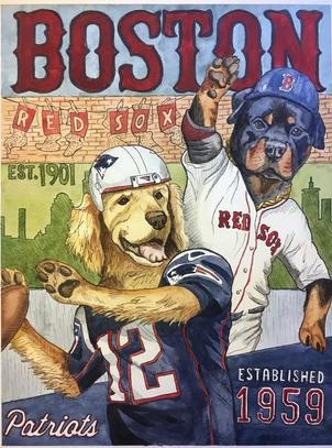 Boston Dogs Sports