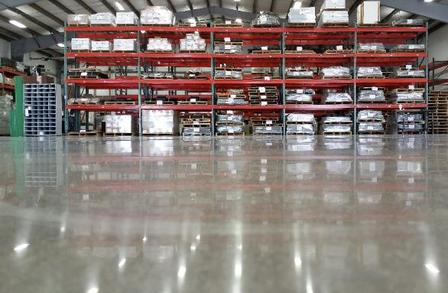 Polished Concrete Flooring In Ohio