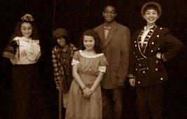 sour grapes productions, genny yosco, chris weigandt, orphan train