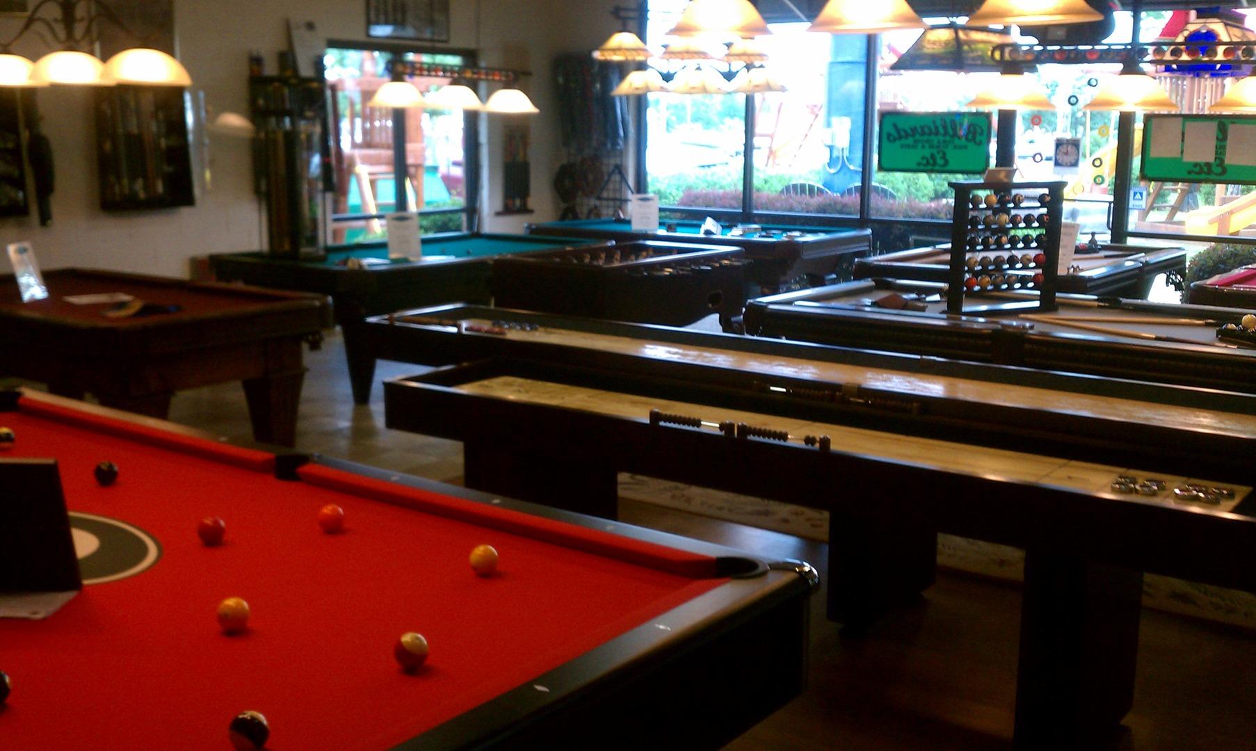 swing sets pool tables game room supplies swings u0026 billiards etc