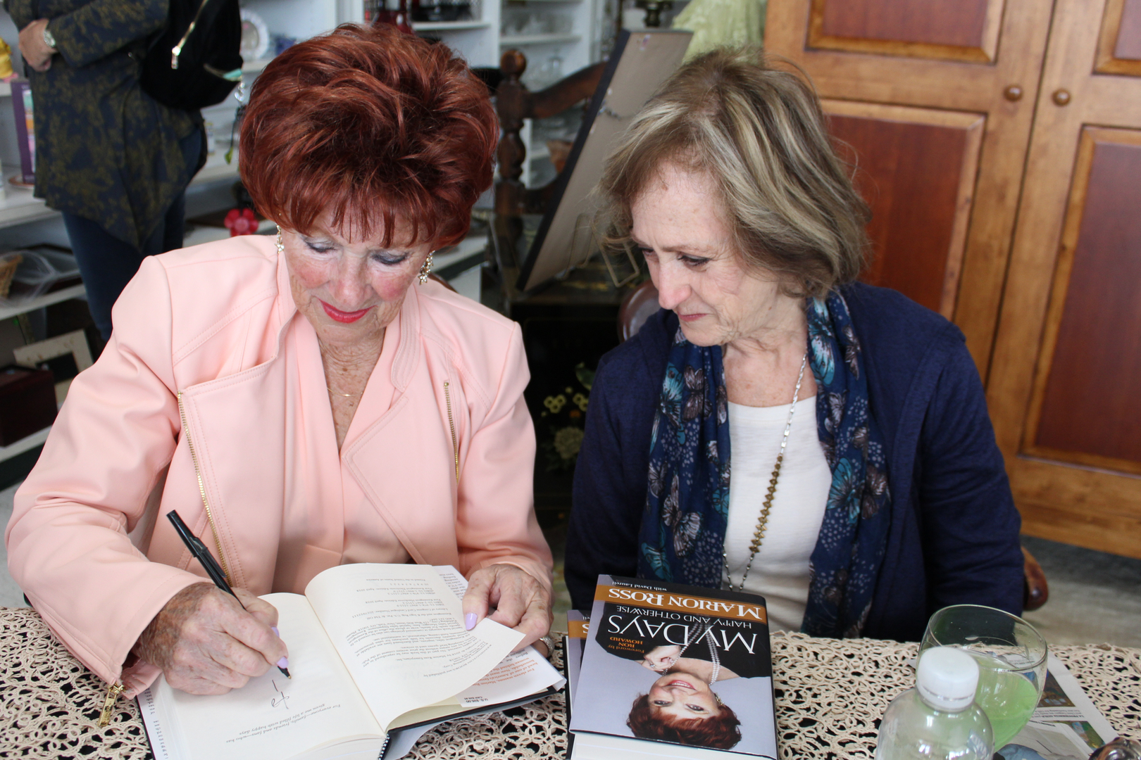 Marion Ross Book Signing May 2018