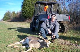 Kentucky Deer Hunt