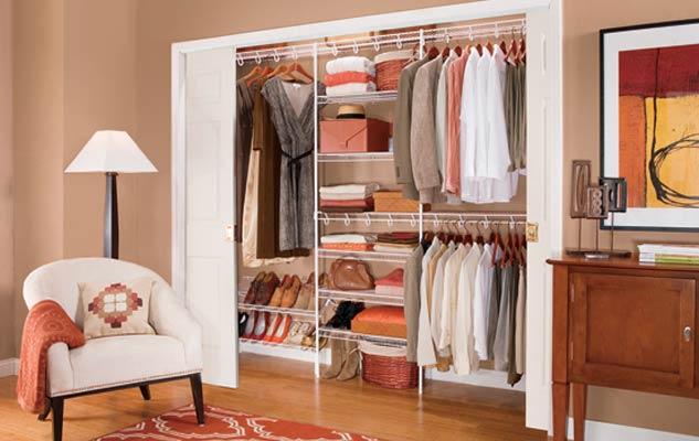 Bedroom Closet - Home Design