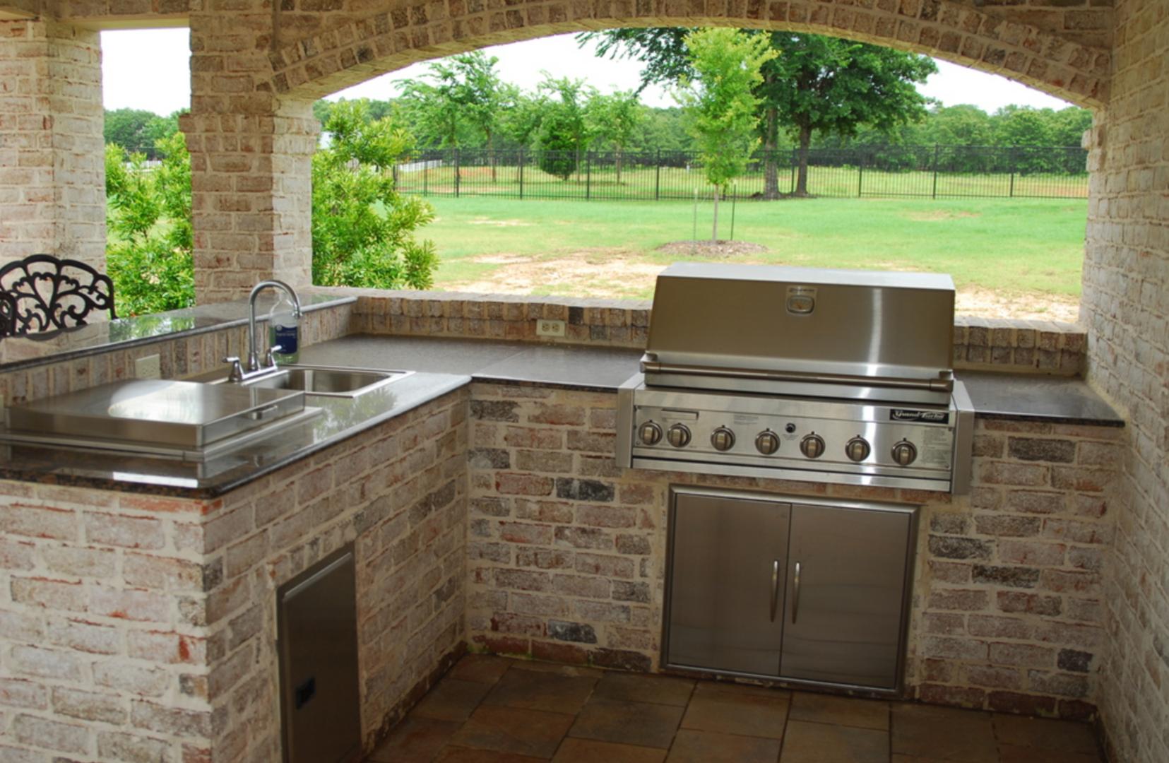 sarasota outdoor kitchens gallery