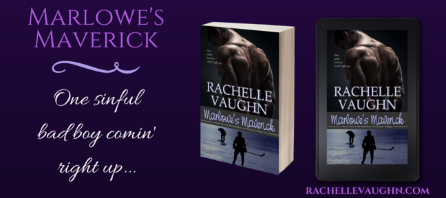 bad boys of hockey trilogy romance books marlowe's maverick
