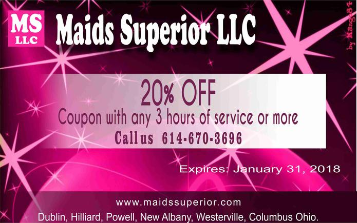 Mais superior llc coupons 1