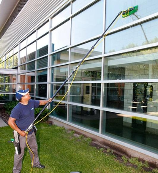 WINDOW WASHING SERVICES FROM RGV Janitorial Services