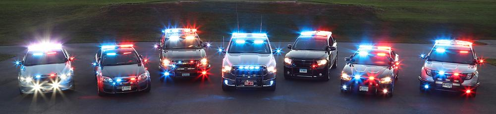 Emergency vehicle products san diego ca lightbars strobe we also offer emergency vehicle outfitting services aloadofball Image collections