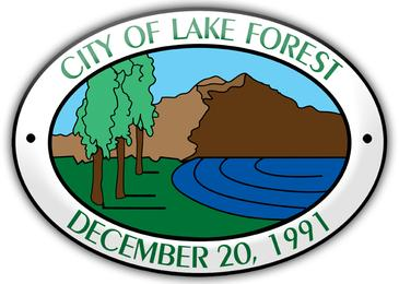 Lake Forest City Seal