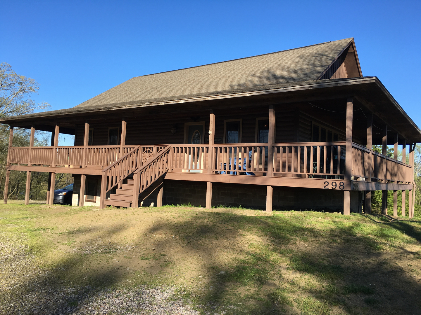 cabins arkansas ar watch eureka rentals at sugar mountain cabin springs