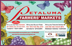 Click this logo to visit the website of Petaluma East Side Farmer's Market - Petaluma, CA
