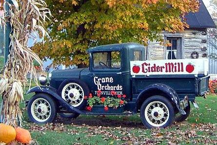 Apple Orchards, CiderMills, Things to do in West MI