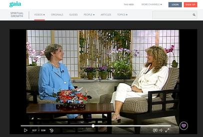 Dr Suzy on Gaia TV Pure Life Pura Vida Journey