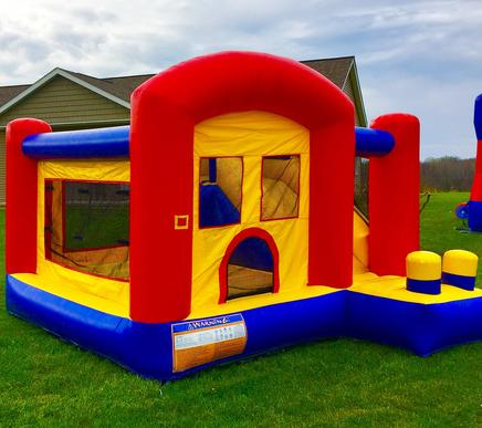 Image result for inflatable rentals mobile a