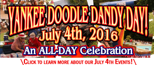 Yankee Doodle Dandy Day, Sapphire Valley Resort, High South Adventures