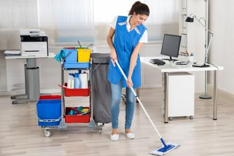ONGOING OFFICE CLEANING SERVICES