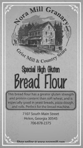 Nora Mill Special High Gluten Bread Flour