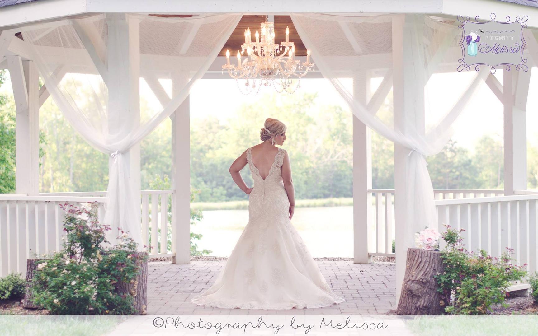 Outdoor Wedding Venue Near Charlotte NC
