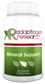 Adaptogen Research, Mineral Support