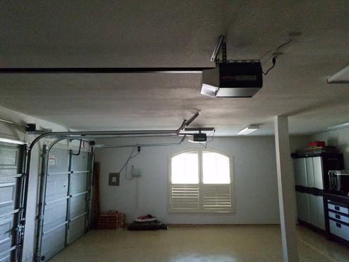 GARAGE DOOR OPENER REPLACEMENT SERVICES