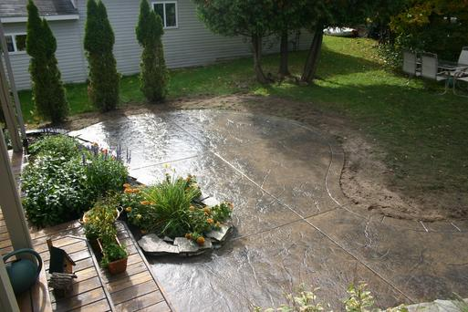 Best Concrete Patio Installer and Prices in Waverly NE | Lincoln Handyman Services