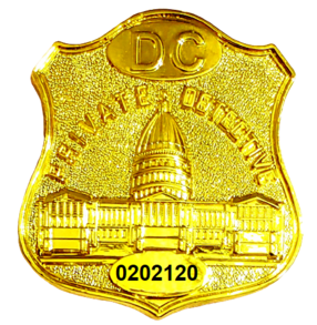 HPS has its DC Private Detective License