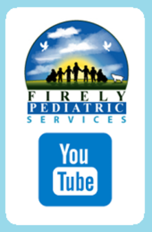 THE FIRELY FOUNDATION YOUTUBE LOGO