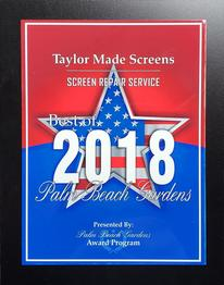 Screen Repair Pool Enclosures Taylor Made Screens
