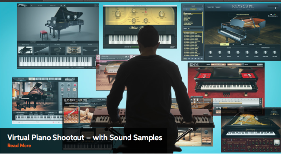 Virtual Piano Shootout